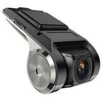 Dvr para coche con USB cámara grabadora de conducción Hd grabadora de Video para Android 4,2/4,4/5.1.1/6.0.1/7,1/reproductor de Dvd Gps Dvr Cámara