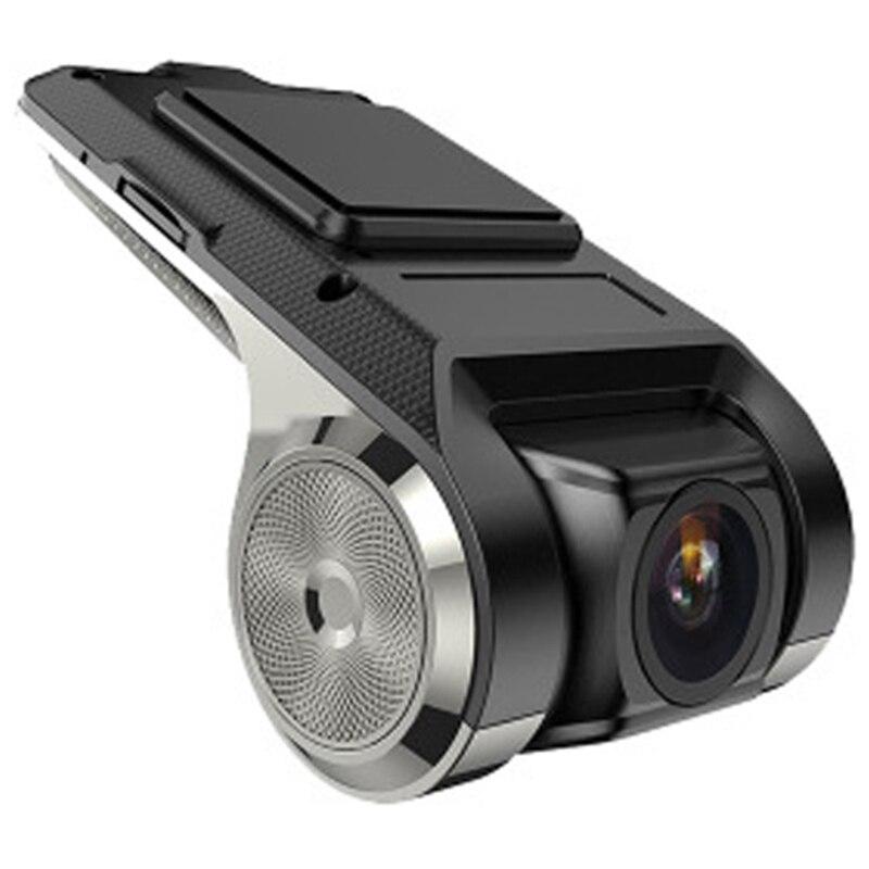 Usb Câmera Do Carro Dvr Gravador de Condução Hd Gravador De Vídeo Para O Android 4.2/4.4/5.1.1/6.0.1/7.1 dvd Player Gps Câmera Dvr