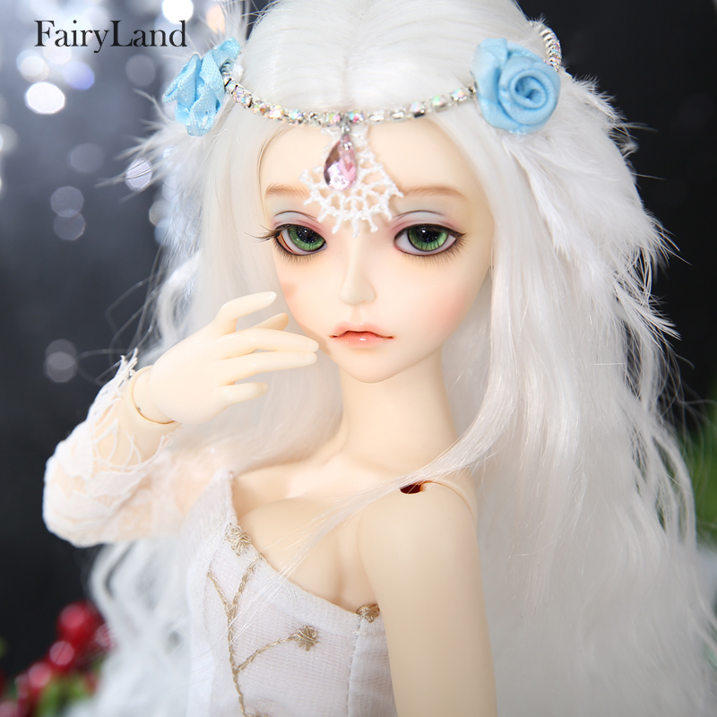 Cygne Fairyland Minifee Doll BJD 1/4 Sunshine Girl Thick Lips Love Smile Pretty Toy For Girls Fairyland