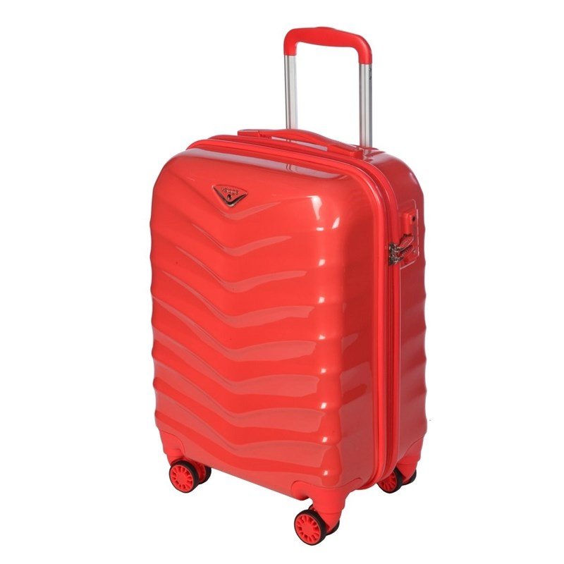 Suitcase-trolley Verage GM15059W19 hot coral