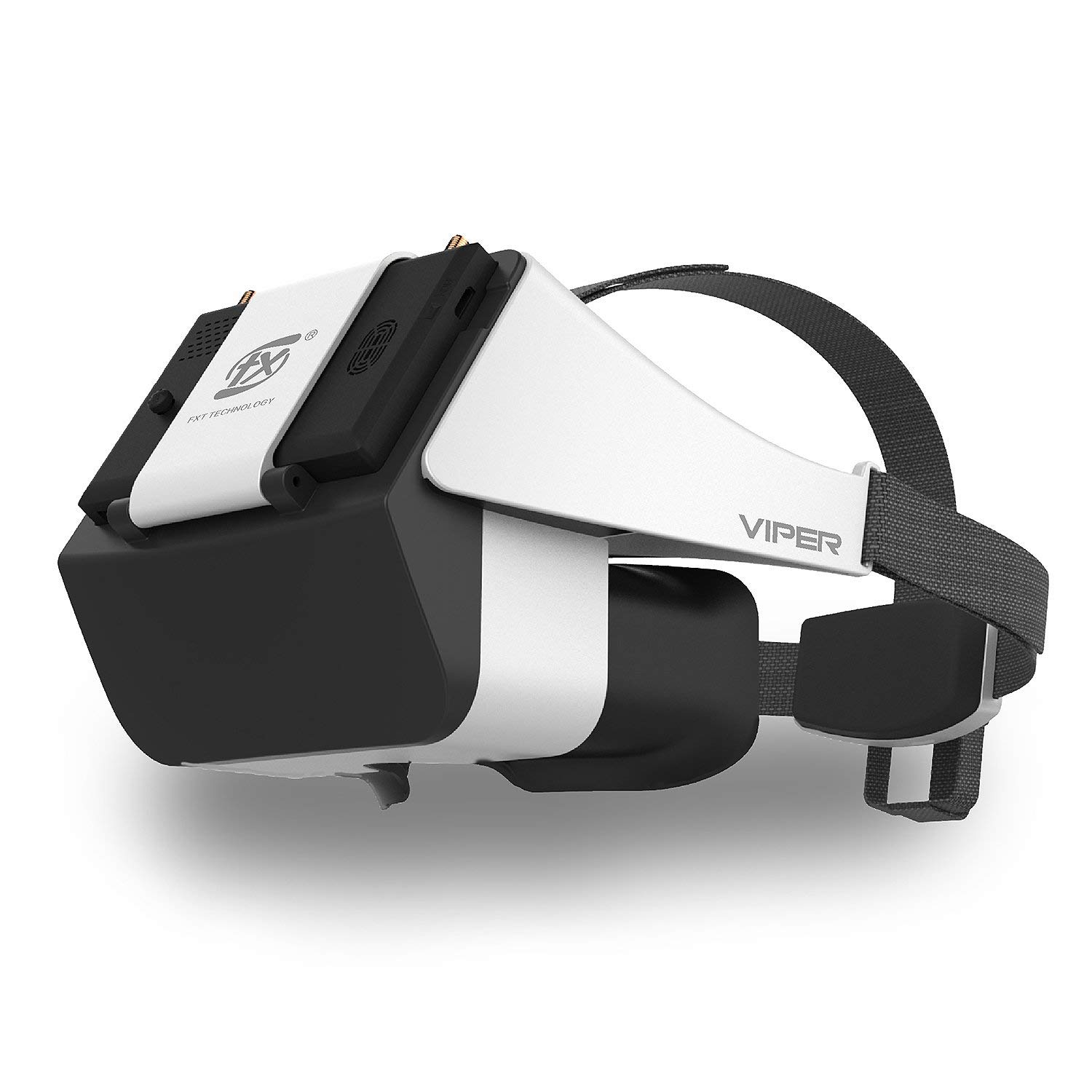 FXT VIPER Version 2.0 5.8G Diversity HD FPV Video Goggles With DVR Built-in Refractor For RC Drone Quadcopter FPV Accessoriess