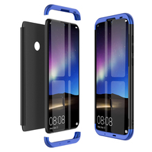 Luxury Case For Huawei Honor 8C 10 Lite Cover For 3 in 1 Hard PC Shockproof Full Protective For Huawei Honor Play Case цена в Москве и Питере