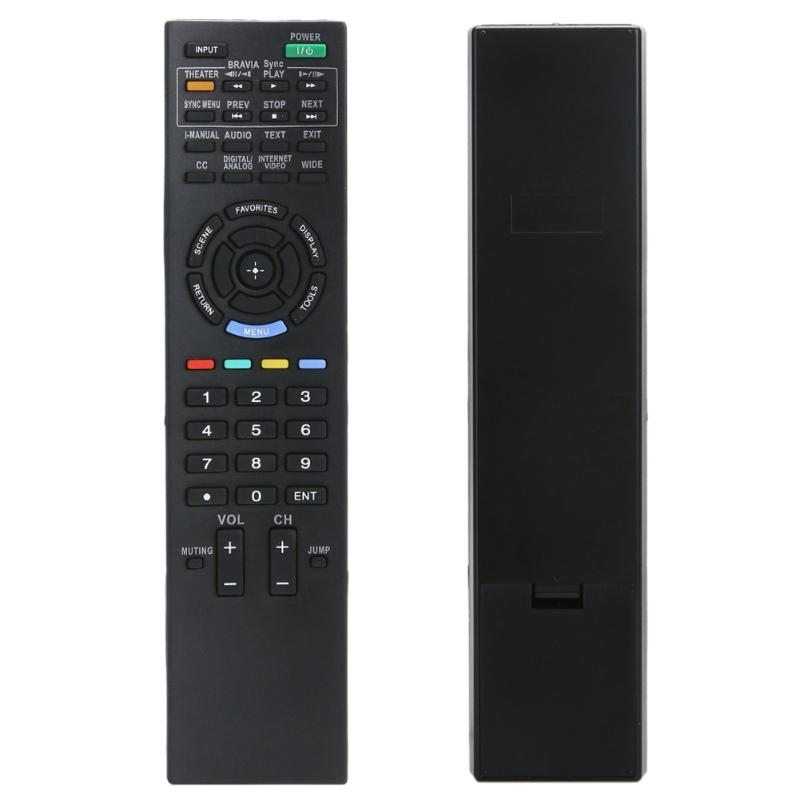 1PC New Black Replacement Remote Control for Sony RM-ED022 RM-GD005 RM-ED036 KDL-32EX402 LCD TV Control Remote
