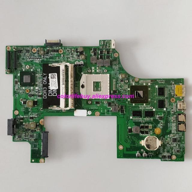 Genuino CN 09NWTG 09 NWTG 9 NWTG DAV03AMB8E1 DAV03AMB8E0 ordenador portátil placa madre para Dell Inspiron 17R N7110 Notebook PC