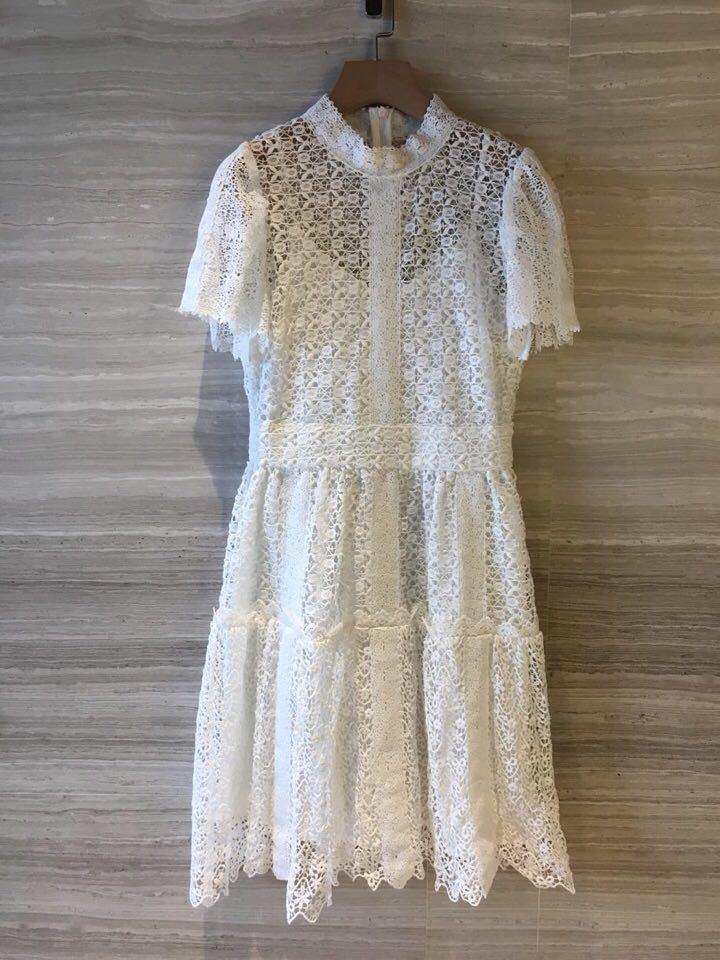 Robe Luxe Femmes Mode Nouvelle Wd02442 2019 Printemps Style Européenne Célèbre Design Partie De Marque wxIRwqHa