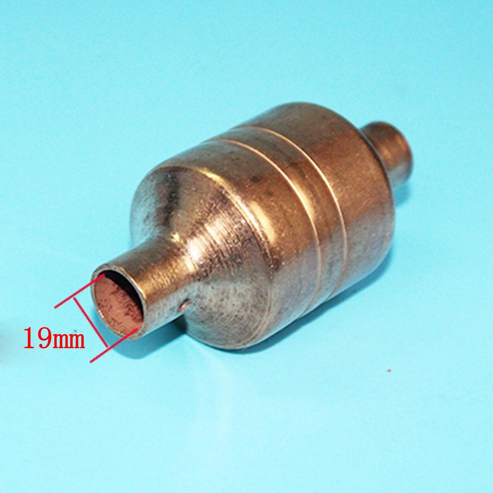 16mm Mund Durchmesser Solder Verbindung Luft Wärmepumpe Kupfer Filter Mit Bildschirm Kühler Teile Home