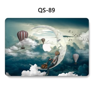 Image 4 - Per Notebook MacBook Del Computer Portatile Della Cassa Del Manicotto di Nuovo Per MacBook Air Pro Retina 11 12 13.3 15.4 Inch Con La Protezione Dello Schermo tastiera Cove