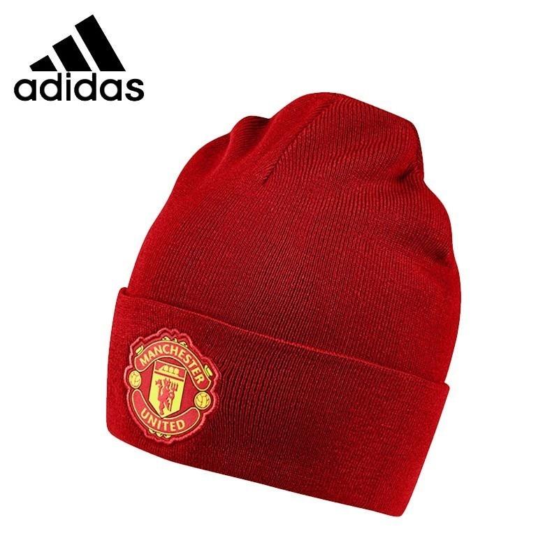 Adidas Man Knitting Cap Warm Man Utd. Training Windbreak Warm Hats CY5592  AA0754 f110e55e7a55