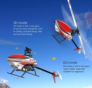 Image 3 - K120 Shuttle 6CH Brushless 3D 6G System RC Helicopter RTF/BNF Remove Control Toys Children Kids Adult Toys Birthday Gift