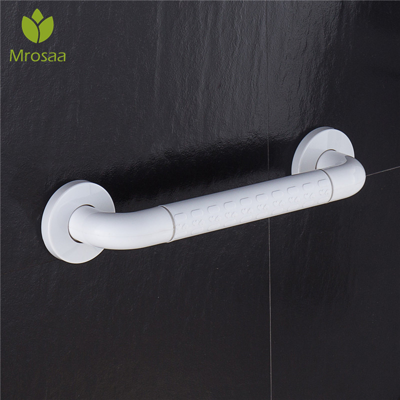 Permalink to Mrosaa 29/39/49cm Shower Handrail Bathroom Safety Grab Bars Railing Anti-slip Trapleuning Bathtub Grip Handle Accessories