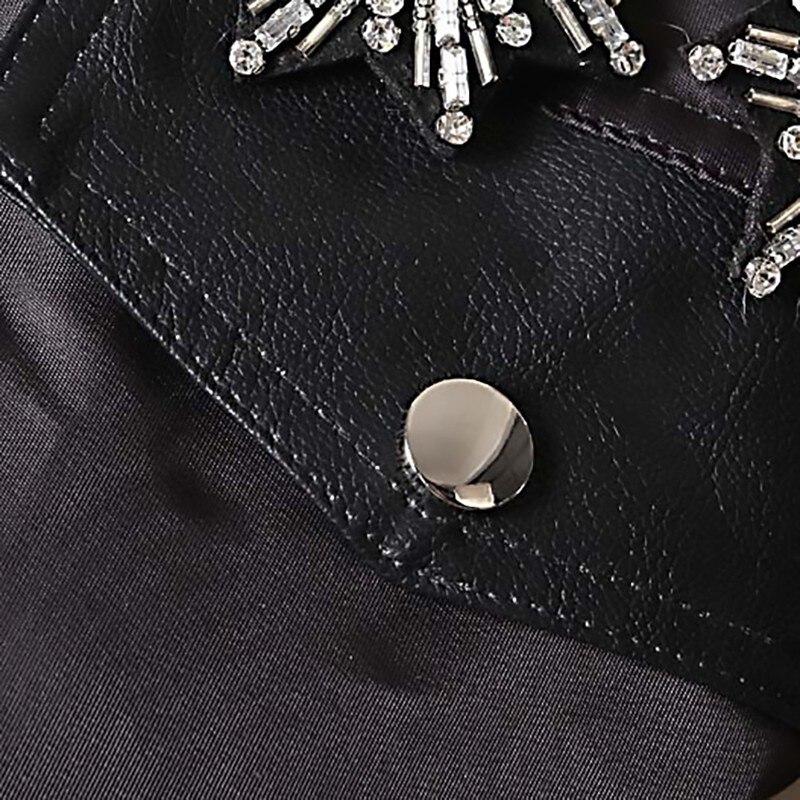 Fourrure 2019 Lâche Cplit Printemps Hiver Jl71 eam Joint Stand Mode Chaud rembourré Cloué Nouveau Black Parkas Marée Manteau Coton Col Femmes 0pd8vqA