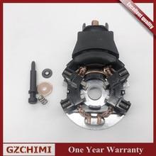 New 04312-PSA-305 Starter Brush Repair Kit For Honda Accord 2.4l W/ At 2003-2005 accord a 301b w o psu black