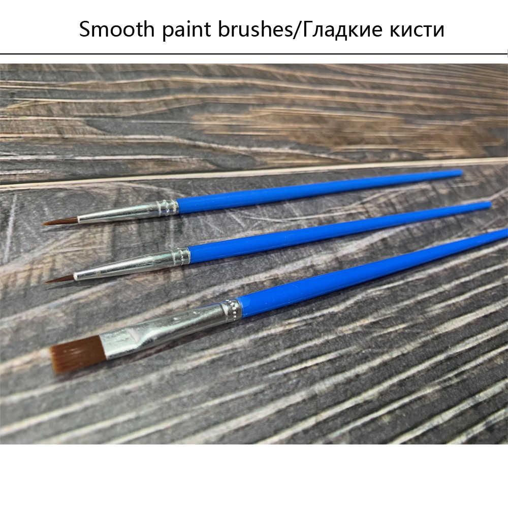 BAISITE ללא מסגרת DIY ציור יד צבוע על בד מודרני קיר תמונה לסלון בית תפאורה קיר אמנות h331