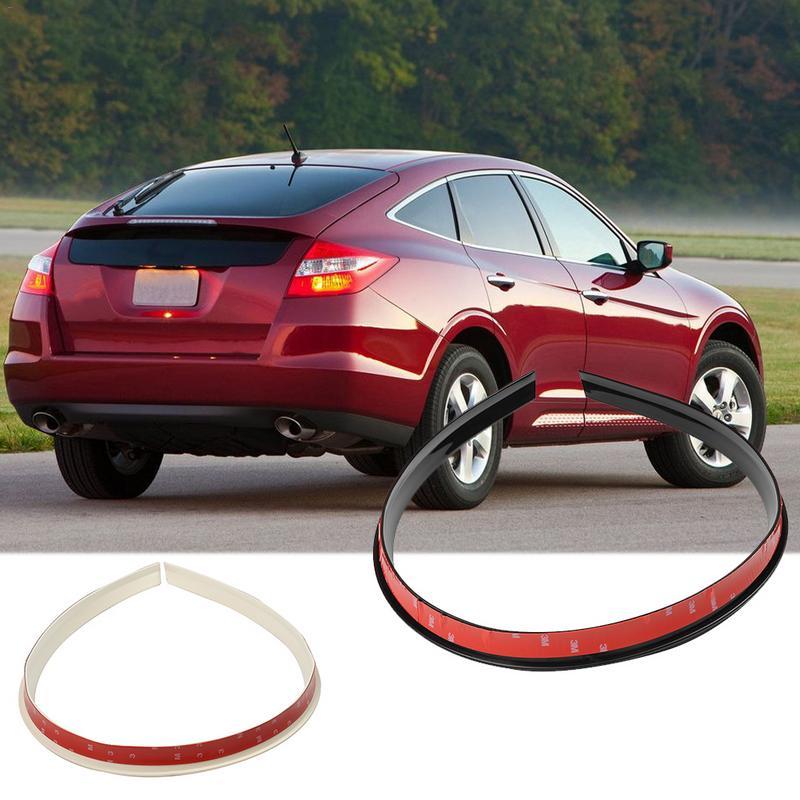 Extended Version Of The Car Universal Wheel Eyebrow Car Body Wheel Eyebrow Fender Flares Flexible Durable