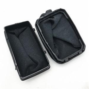 Image 4 - For OPEL CORSA C (01 06) TIGRA B (04 12) COMBO C (01 11) Gear Shift Knob Gaiter Boot Cover Case Handbrake Dustproof Cap