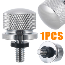 1PC Silver Motorcycle Seat Bolt Accessories Stainless Steel Billet for H-arley S-portster Street Glide Motorbike