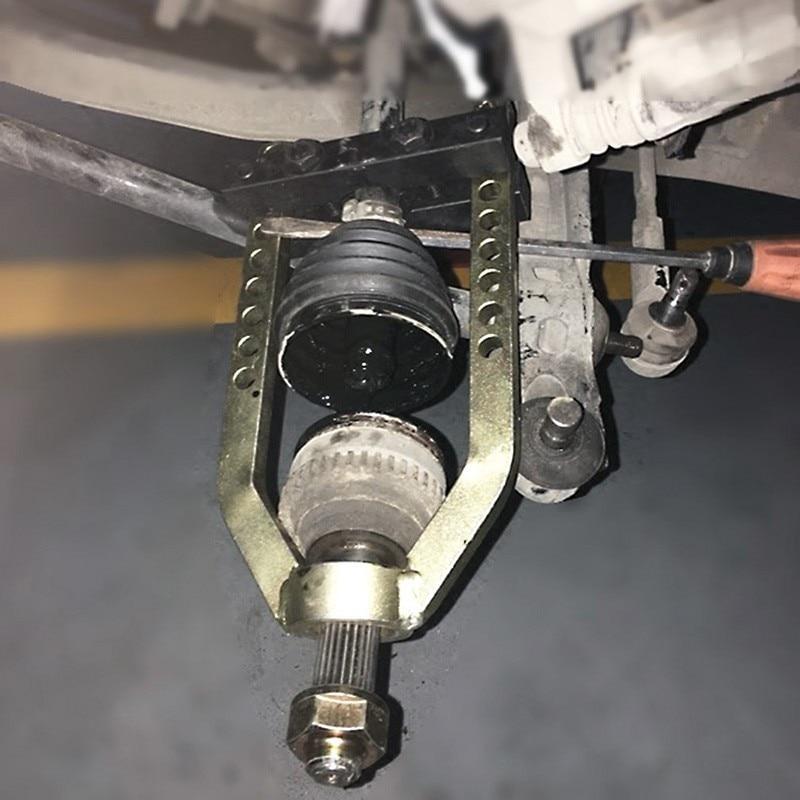 SPEEDWOW Universal Car Cv Joint Puller Tool Propshaft Seperator Splitter Remover Fully Adjustable Assembly Tool