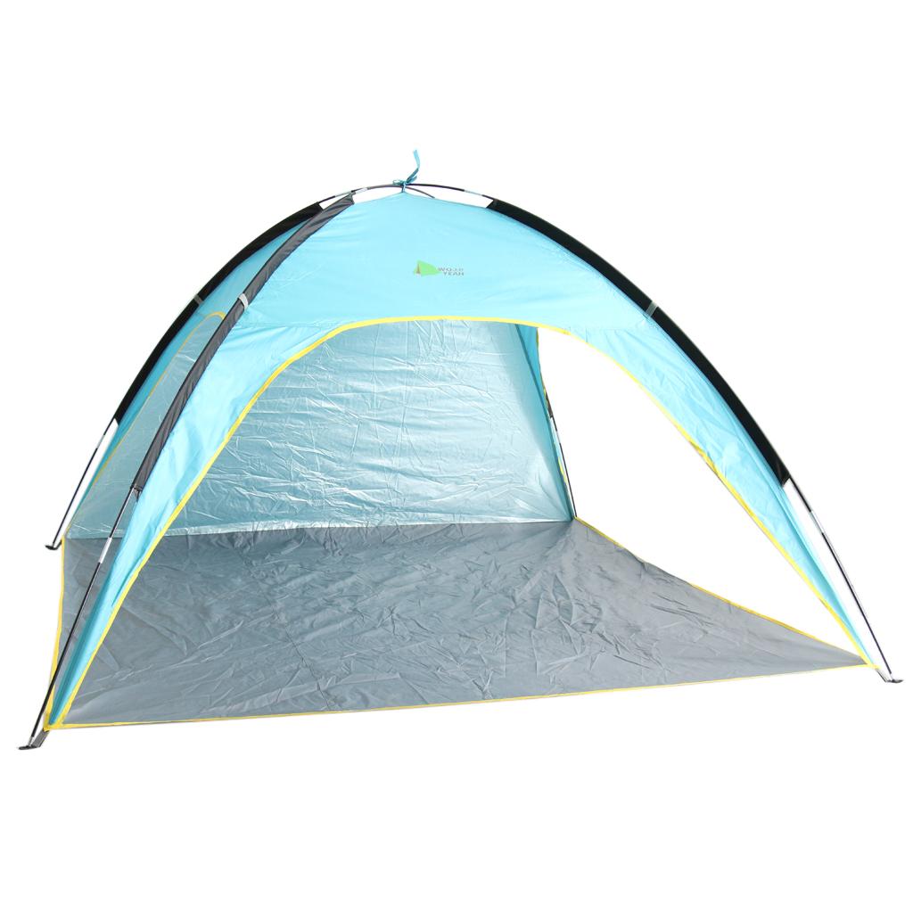 Pop Up Beach Tent Camping Fishing Hiking Canopy Canopy Sun Shelter Windproof