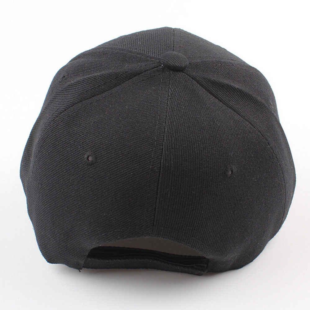 Marka Yeni 2018 Erkekler Kadınlar Katı Düz Kavisli Güneşlik beyzbol şapkası Şapka Düz Renk Moda Ayarlanabilir Kapaklar Yeni