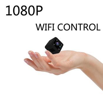 EastVita pequeño Mini Wifi cámara IP inalámbrica HD 1080 P P2P vídeo CCTV niñera cuerpo Cam a casa de seguridad visión del mundo monitor