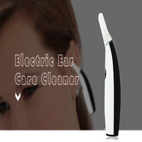 Convenient Electric Ear Care Cleaner Silicone Ear SPA Artifact Slow Rotation Baby Caring Machine Baby Care