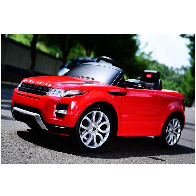 Poussette électrique à quatre roues pour enfants balade en voiture jouet peut s'asseoir sur une voiture télécommandée à double entraînement - 5