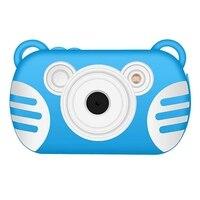Waterproof Anti Drop Dustproof Three Anti Cartoon Mini Hd Camera For Kids