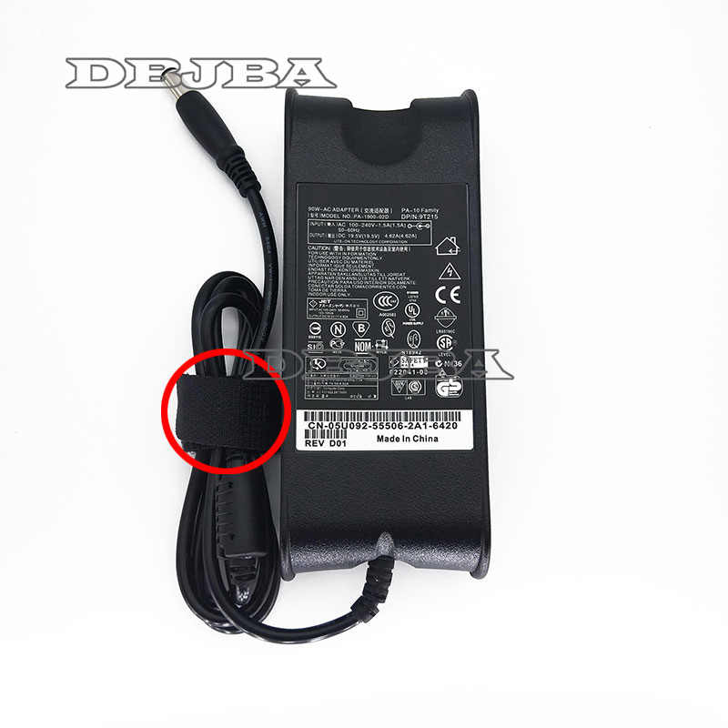 19 5V 4 62A AC Adapter Power Supply For Dell Latitude E6540 E7240 E7250  E7440 E7450 Laptop Charger