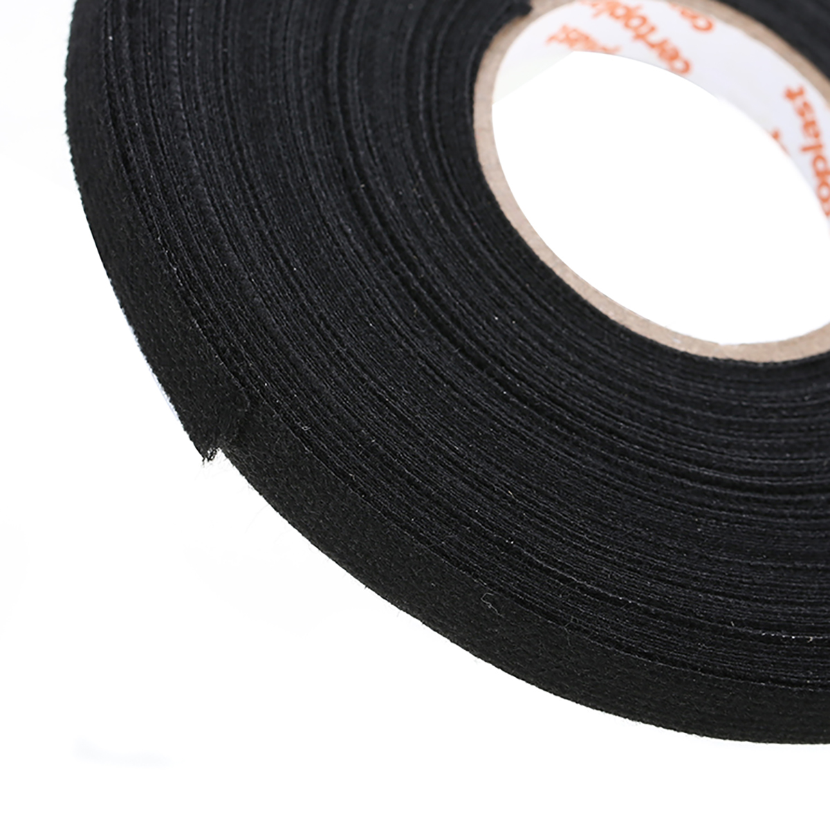 1pc Adhesive Cloth Fabric Tape Cable Black Looms Wiring Harness For Car 25m X 9mm 03mm In From Home Improvement On