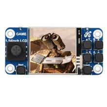 Mini Game Konsol 1.54in Layar Sentuh Display LCD untuk Raspberry Pi Hot Jual(China)