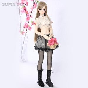 Image 5 - Supia Lina BID Doll 1/3 Elf Luts Fairyland Dollmore Littlemonica Iplehouse Dollstown парик одежда обувь глаза полный выбор
