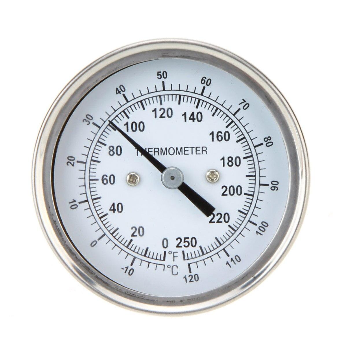 1 Pc Grill Thermometer Drahtlose Temperatur Gauge Für Chemische Industrie Medizinische Industrie Labor Eine GroßE Auswahl An Waren