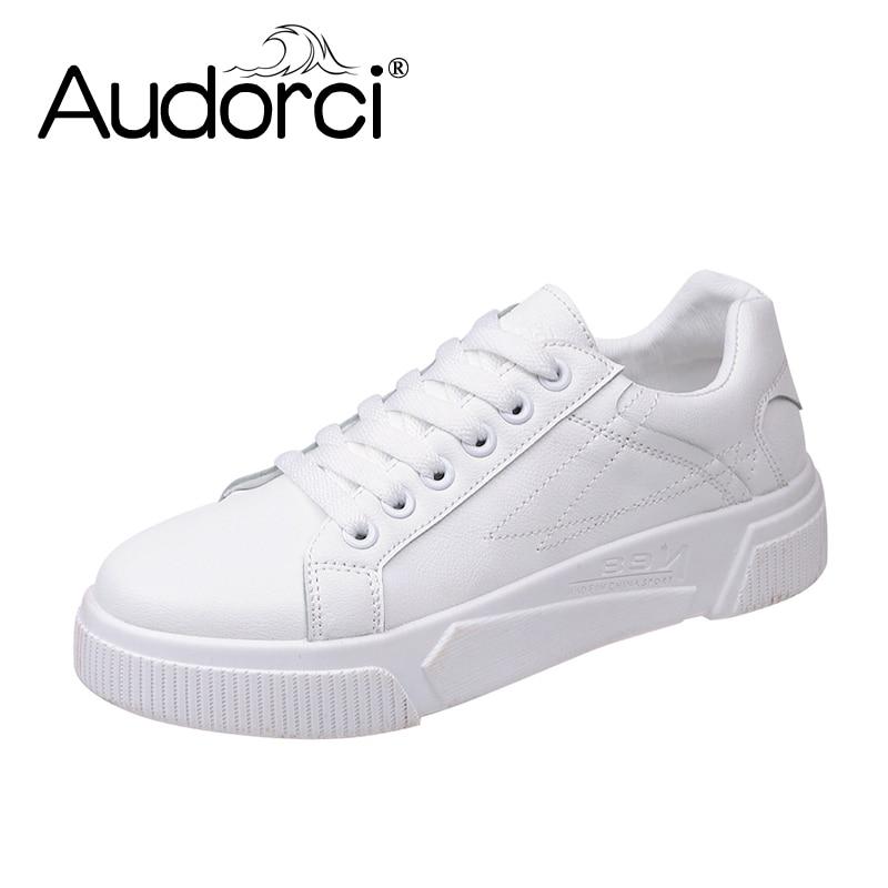 35 white Casual Confortable Femme Air 40 Appartements Haute Femmes Beige En Plein  Respirant Marche Printemps 2019 Qualité Chaussures Taille Mode ... 4256ca5a7a0