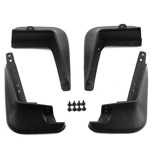 Image 2 - Dasbecan Car Mudguards For Toyota Corolla 2006 2013 Car Fender Accessories Splash Guard Paneling 2006 2007 2008 2009 2010 2013