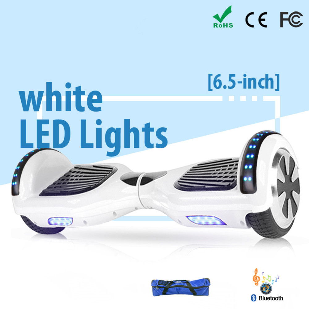 Electric Skateboard Hover Board Self Balancing Electric Scooter Single Scooter Hover Board Eu Magazine in Self Balance Scooters from Sports Entertainment