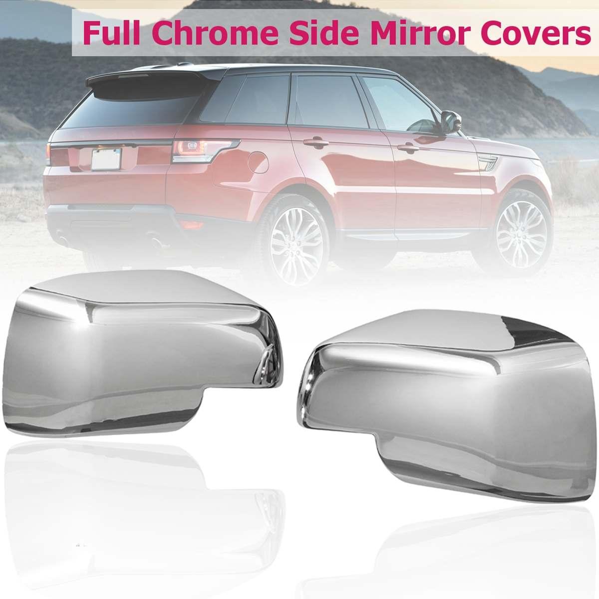 Left Side Wing Door Mirror Glass for Land Rover Freelander 2006-09 Heated