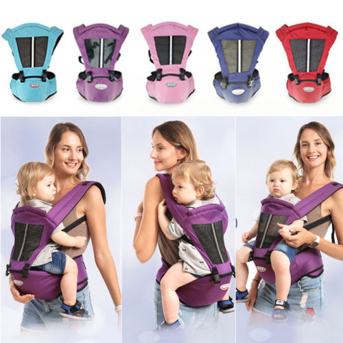 2019 Baby Carrier Sling For Newborns Soft Infant Wrap Breathable Wrap Hipseat Breastfeed Birth Comfortable Nursing Cover|Backpacks & Carriers| |  -