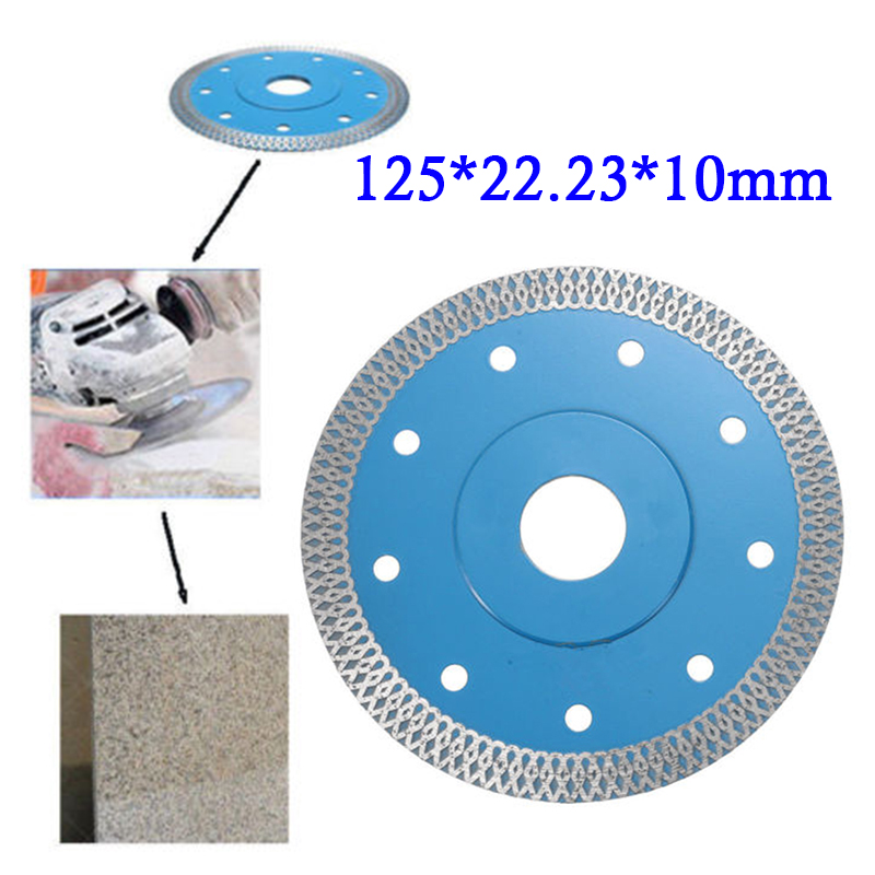 Diamond Dry Cutting Blade Disc 115/125mm Thin Wheel Angle Grinder Tile Granite Cutting Tool  for Home DiyDiamond Dry Cutting Blade Disc 115/125mm Thin Wheel Angle Grinder Tile Granite Cutting Tool  for Home Diy
