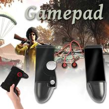 MV One for Three PUBG Love Gamepad Grip Holder Handle Bracket Game Accessories for Android IOS