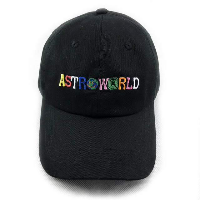 Travis Scott ASTROWORLD Baseball Caps 1
