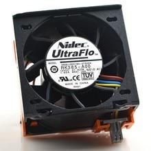 Nidec V60E12BS1B5-07A024 RK385-A00 R710 DC 12 V 1.6A для подходит для DELL сервер 090XRN Вентилятор охлаждения