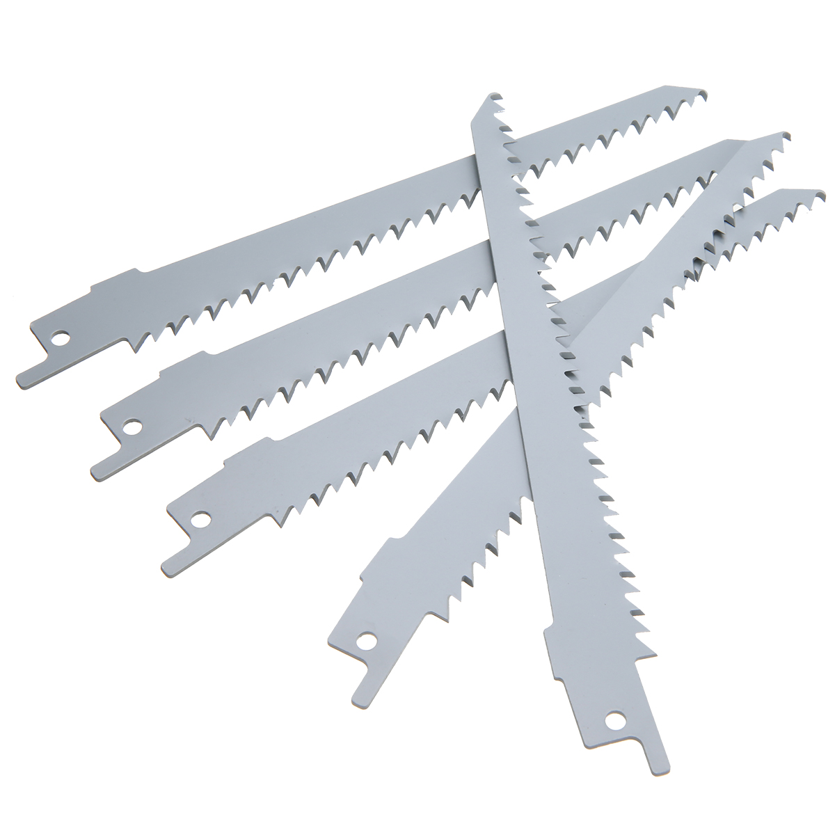 5pcs/set HCS Reciprocating Saw Blades 6