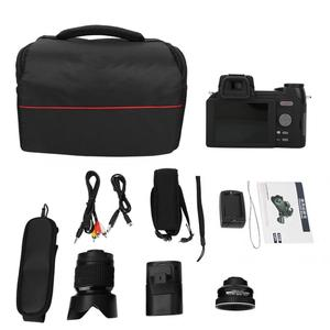 "Image 5 - D7200 33MP Digitale Camera Dslr 0.5X Groothoek Lens + 24X Telelens + Led 3.0 ""Tft Lcd display Full Hd Camera"