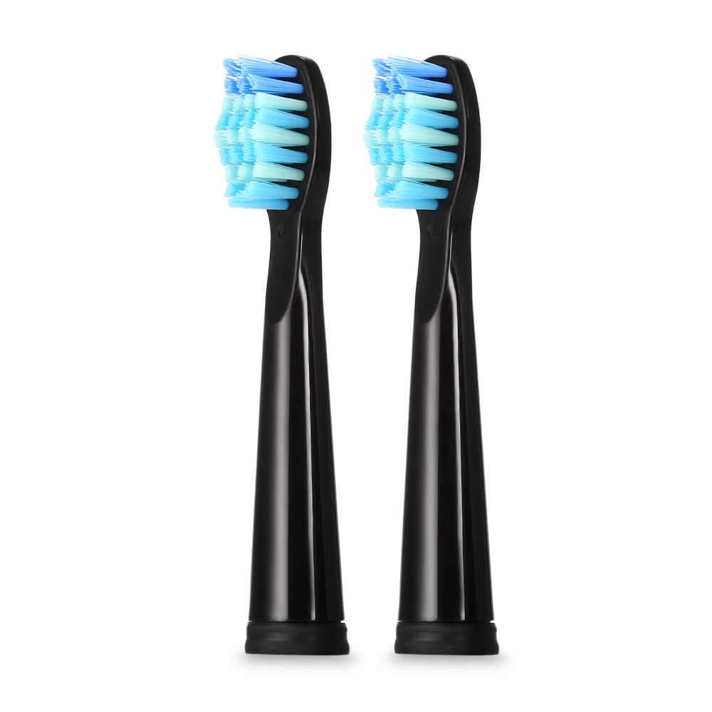 SEAGO SG-949 فرشاة أسنان صوتية بالكهرباء USB إتهام للماء فرشاة الأسنان الكهربائية مع 3 رؤساء فرشاة الذكية الموقت فرشاة الأسنان