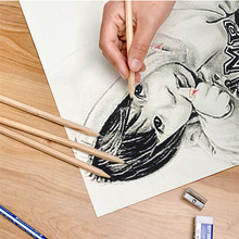 Gouache paper Sketch Notepad For Painting Sketch Book Stationery Watercolor Paper Drawing Diary Journal Creative Notebook Gift