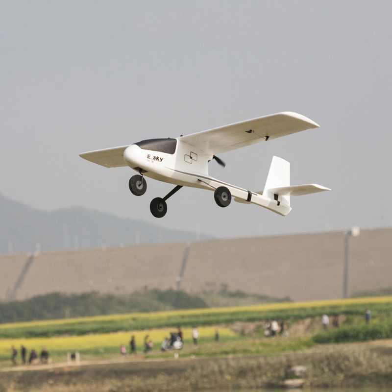 ESKY Eagles RC avion 1100mm envergure oeb formateur débutant haute vitesse avion PNP pour modèle d'avion débutant