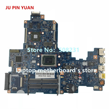 JU PIN YUAN 856769-001 856769-601 mainboard For HP NOTEBOOK 17-Y 17Z-Y laptop motherboard R7M1-70 2GB fully Tested