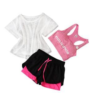 3 PCS Sportswear Set Yoga Fitn