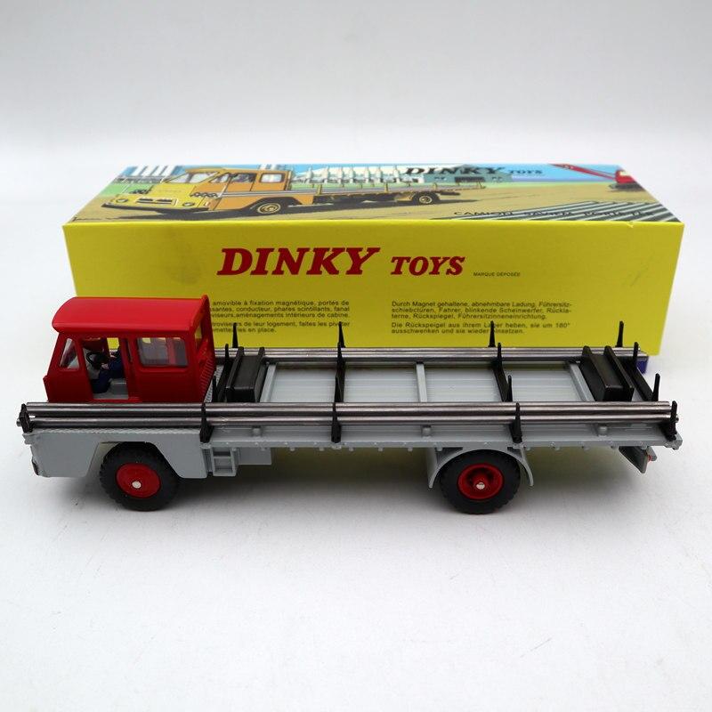 Atlas 1 43 Dinky Toys 885 CAMION SAVIEM S7 PORTE FER Ring iron Diecast Models Limited