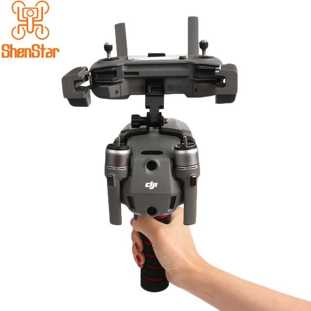 Drone Modified Kit Handheld Gimbal Stabilizer Vertical Shooting Phone / Remote Clip Holder Bracket for DJI MAVIC 2 PRO Zoom PTZ